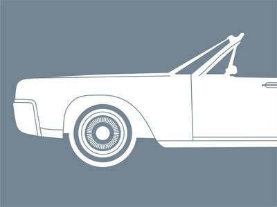 64' Lincoln Continental
