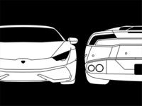 15' Lamborghini Huracan