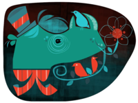 Respectable Rhino