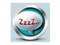 Sleep icon - Czech Point System