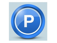 Parking icon - Czech Point System