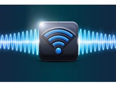 Wi-Fi Android app icon - upcoming project