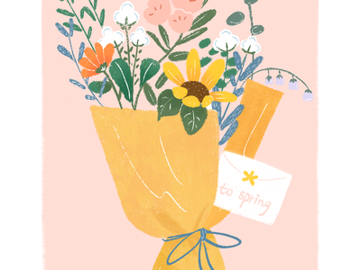 A love letter to spring