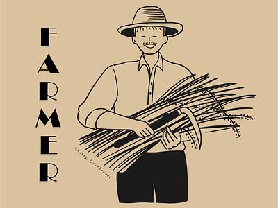 character practice-farmer