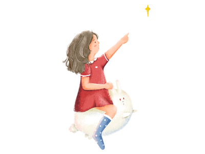 Rabbit, go!