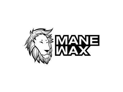 Mane wax Logo