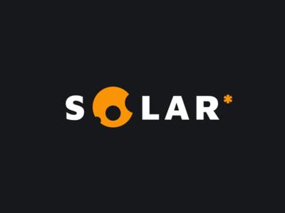 Solar - Simple logo idea