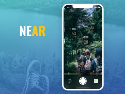 NEAR — Traveling AR App