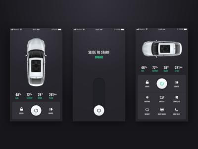 Car controller concept