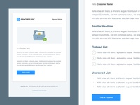 GeoCerts Email Templates