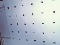 iOS11 icon font