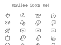 Icons smilee 04