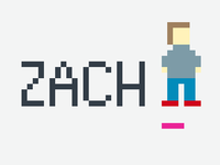 8-Bit CSS Animation