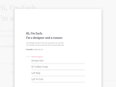 Updated Design Portfolio
