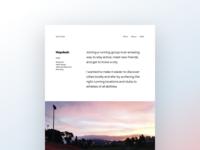 Portfolio - Hopdash Case Study