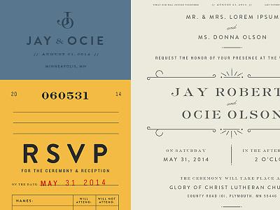 Invite Type type wedding invitation vintage library card