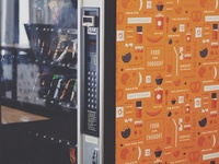 Vending Machine in Real Life