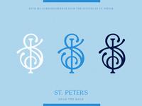 St. Peter's Monogram