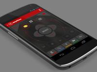 Remote Control for GoogleTV App
