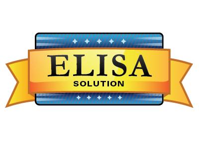 ELISA Solution Badge