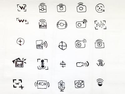 Sketches: Custom Capture Icon