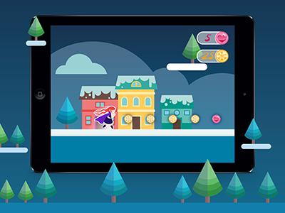 Masha Adventure - game project