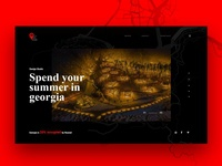 Spend your summer in Georgia