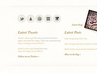 New Footer