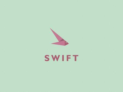 Swift logo design