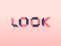 Look - 36 days of type