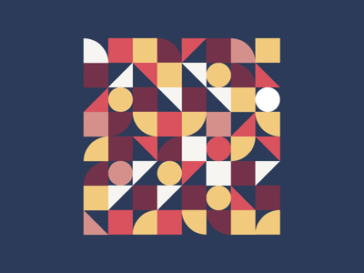 Pattern illustrator adobe fun wall art pattern art pattern symbol movement clean decor design art shapes repeat style flat illustration vector