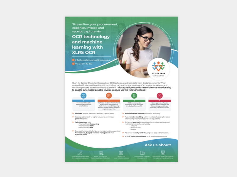 Blend of Infographic/Product Factsheet identity design branding design brand graphics brochure flyer poster