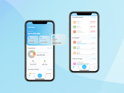 Money Tracker App ios app ui ux design financial management money management wallets ui ux mobile app financial tracker finance financial app money tracker