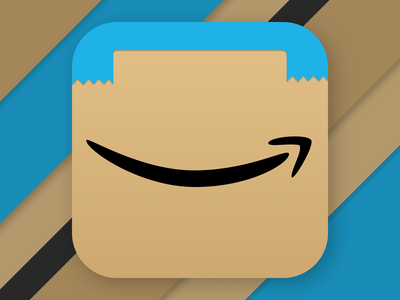 Amazon Icon Redux app ios icon amazon
