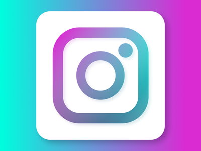 Alt Instagram Icon branding app ios instagram icon