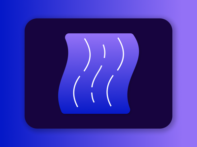 River Logo ios icon