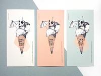 Icecream prints
