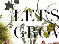 Botanical Poster Contest I
