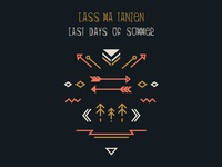 Last days of summer // Electro-party