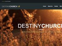 DestinyChurch Theme