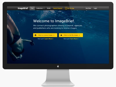 ImageBrief Home Page