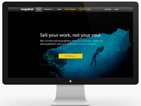 ImageBrief: Photographer Landing Page