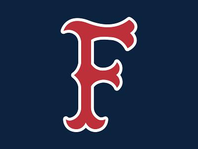 36 Days of Type: F 36daysoftype design typography dropcap lettering branding illustration digital sports logo baseball goodtype vector type 36daysoftype06