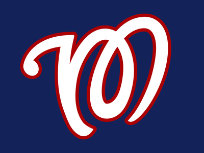 36 Days of Type: M 36daysoftype13 36daysoftype type vector goodtype washington nationals baseball logo sports illustration branding lettering digital dropcap typography design