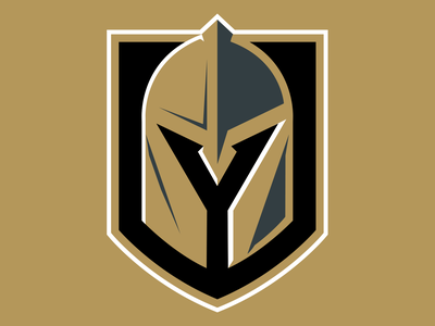 36 Days of Type: Y vegas 36daysoftype25 36daysoftype type goodtype logo shield sports hockey illustration nhl knights golden branding lettering digital dropcap typography design