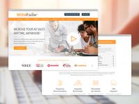 MediaRadar - Web Design