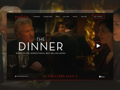 The Dinner - Official Site