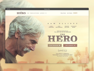 The HERO - Official Movie Website
