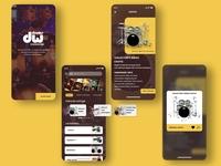 Drum Showroom UI Kit