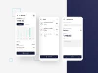 Financial Management App - Save your money